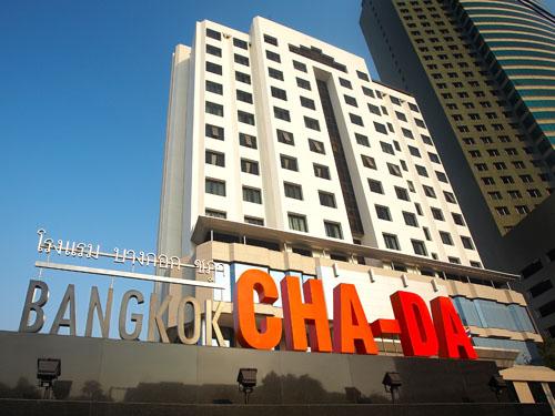 【航空券+ホテル】バンコクチャダ(スーペリアルーム)滞在 バンコク4日間