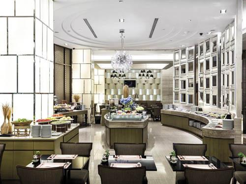 グランドセンターポイントターミナル21 ホテル内レストラン イメージ
