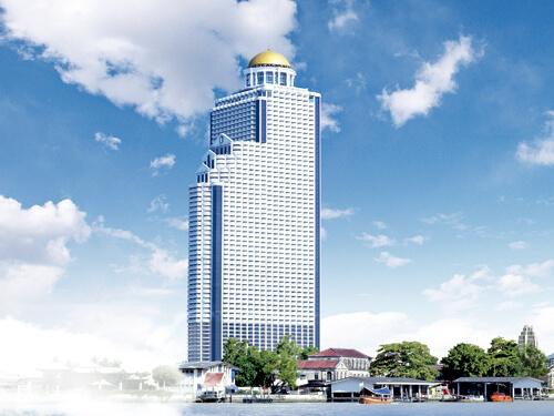 最上級・高層ホテル ルブア滞在!有名な展望レストラン『シロッコ』でゴージャスなひとときを!