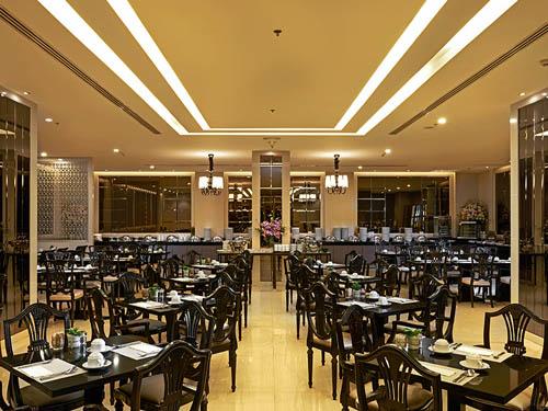 マンダリンバンコク/レストラン/イメージ