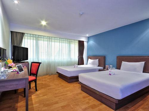 ナライホテル(スーペリアルーム)滞在3日間