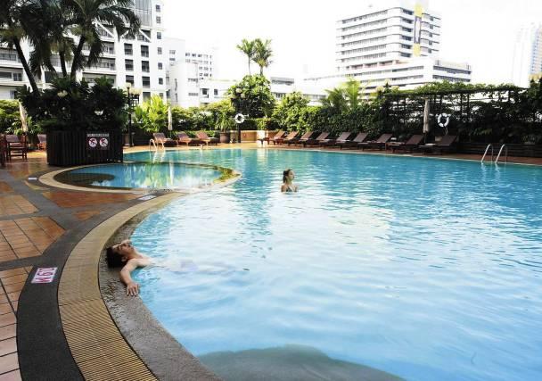 バンコク:プール イメージ
