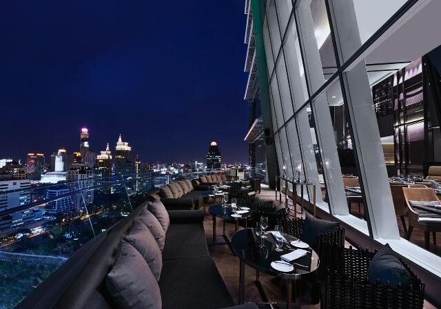 眺めの良いUp_Aboveバー/イメージ/ザ・オークラ・プレステージ・バンコク