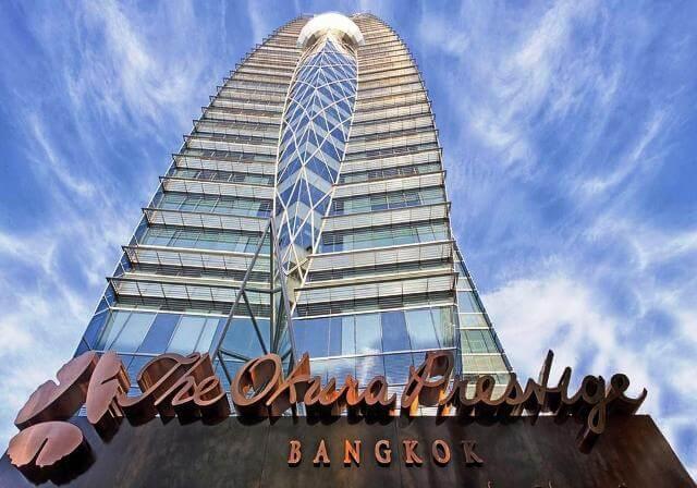 日系グループ豪華ホテル◆オークラプレステージバンコク(デラックスルーム)滞在5日間◆