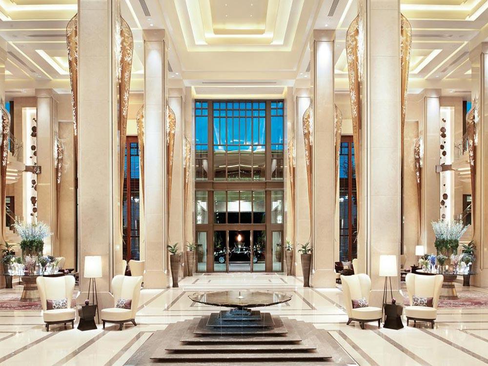 ◇ビジネスクラス利用◇サイアム・ケンピンスキー・ホテル・バンコク滞在5日間