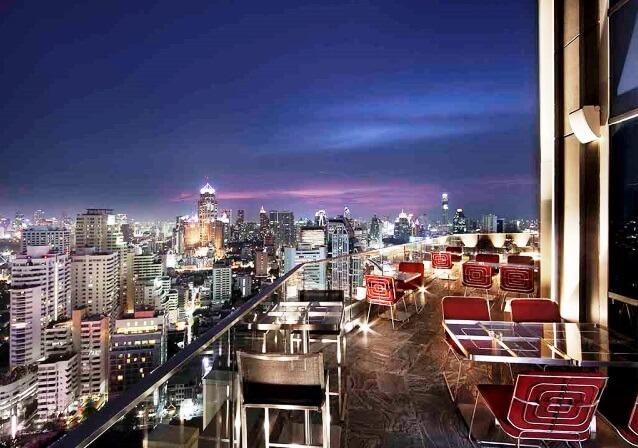 夜景も楽しめる ラ・パートレストラン イメージ