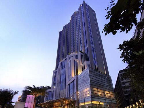 ◆豪華デラックスホテル◆ホテル・ソフィテル・バンコク・スクンビット    (ラグジュアリールーム)滞在【成田/午前発】タイ航空で行くバンコク5日間
