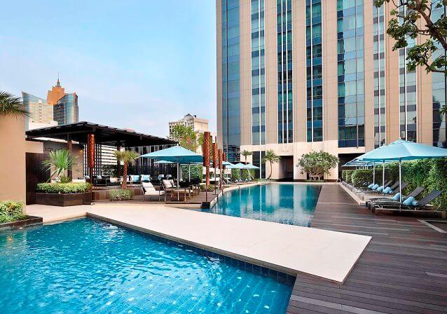 プール イメージ/ホテル・ソフィテル・バンコク・スクンビット