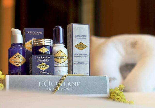 ロクシタンのアメニティを使った Le Spa イメージ/ホテル・ソフィテル・バンコク・スクンビット