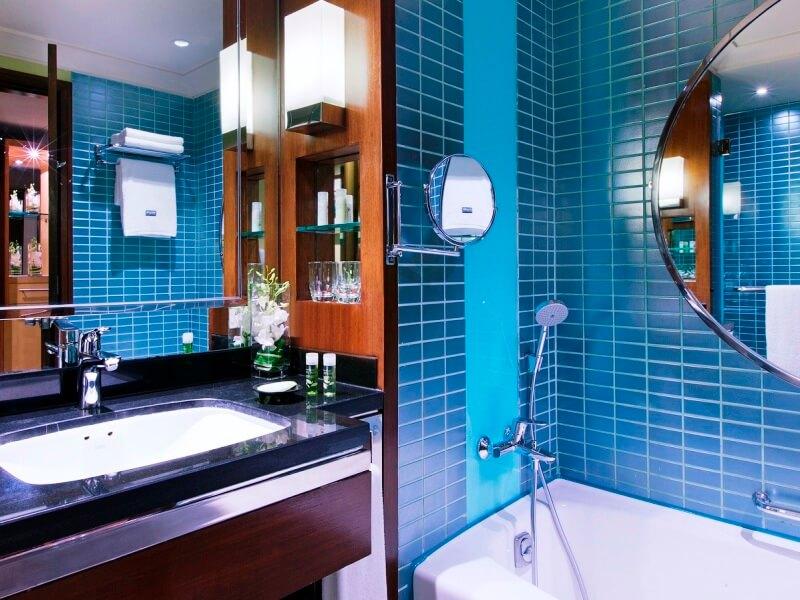 デラックスルーム バスルーム イメージ