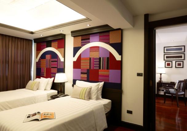 ピン川沿いのロマンティックなブティックリゾートで優雅な時間をお過ごし下さい。