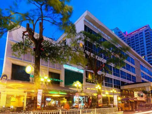 チェンマイ:ナイトバザール中心部/外観イメージ