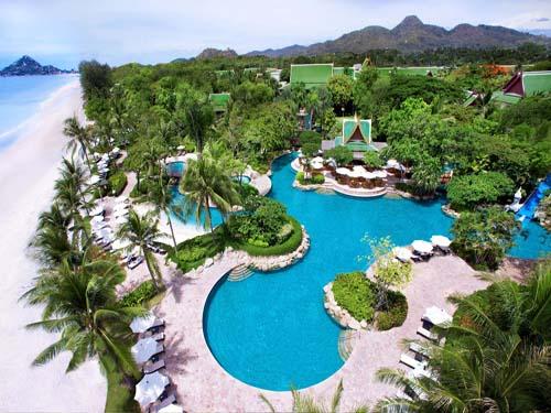 タイ王室の避暑地~気品あるリゾート・ホアヒン■ハイアットリージェンシー泊