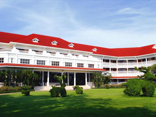 タイ王室の避暑地~気品あるリゾート・ホアヒン■センタラグランド泊