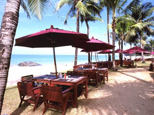 サンダウンナービーチレストラン