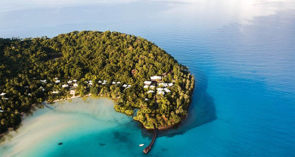 ◇タイの秘島で過ごす休日◇ソネバキリ滞在クッド島5日間