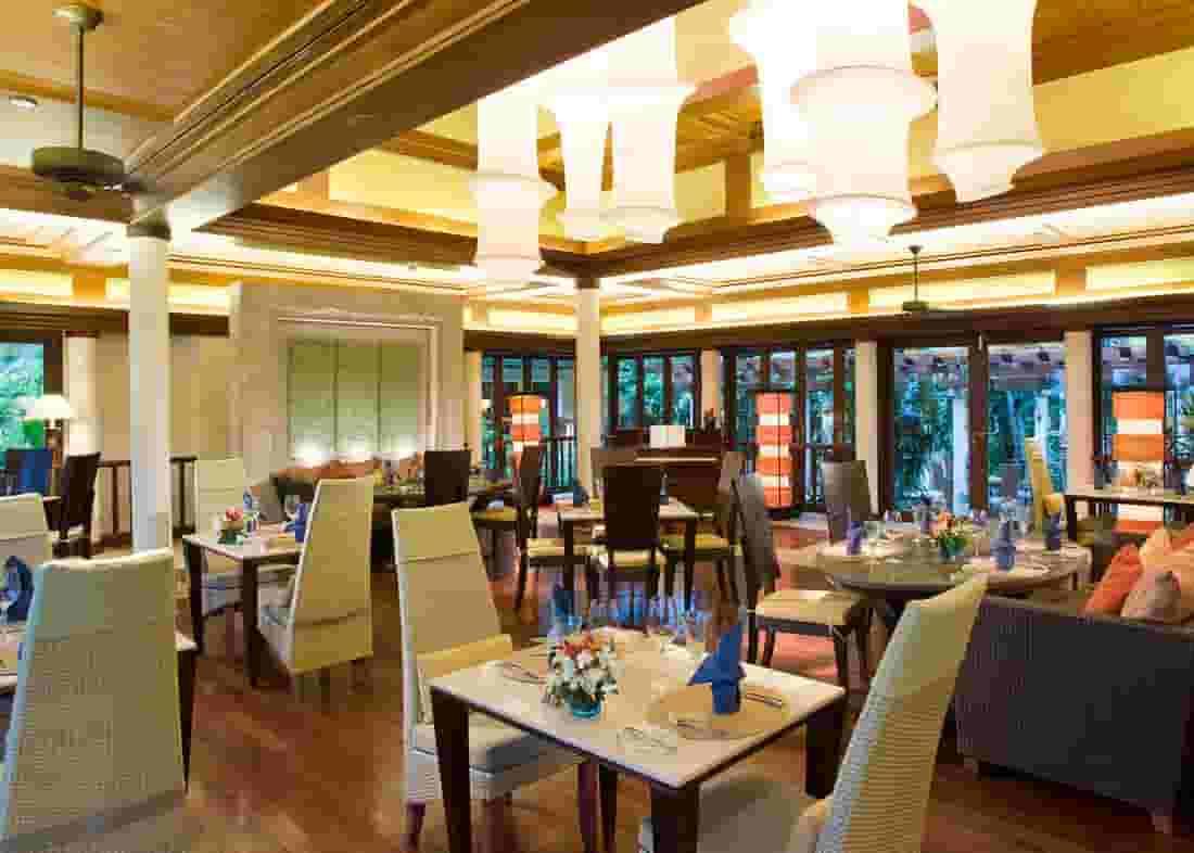 朝食会場になるロータスコートレストラン/イメージ