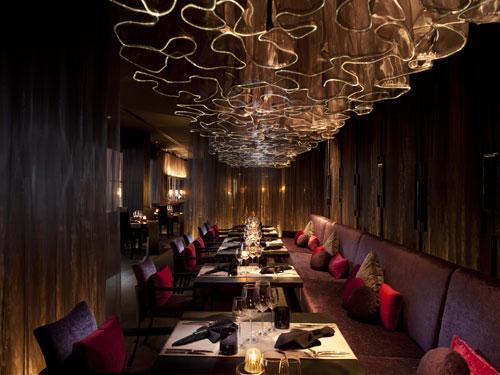 コンテンポラリーで洗練されたレストラン「フレア」(18:30~23:30) イメージ/ヒルトン・パタヤ
