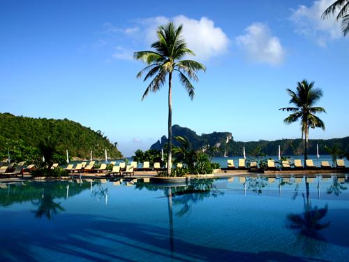 ≪パトンビーチホテル1泊≫+≪ピピアイランドカバナ2泊≫