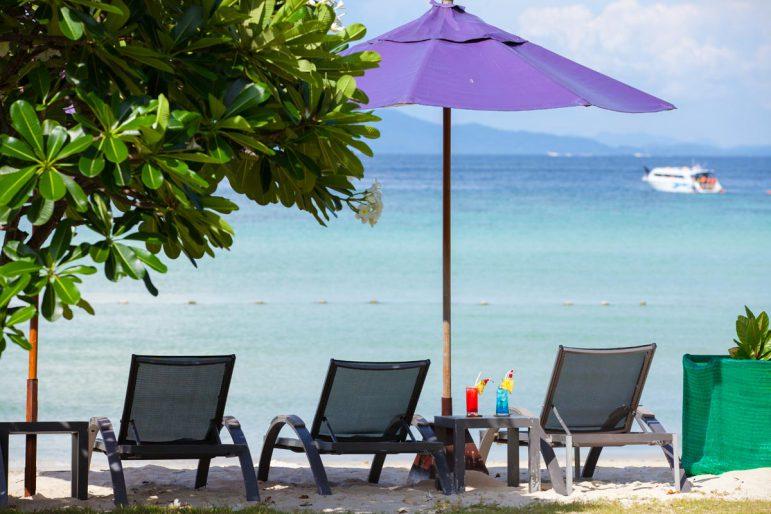 【ピピ島】レムトンビーチ泊◇パトンメルリン+ピピエラワンホテル6日間◇