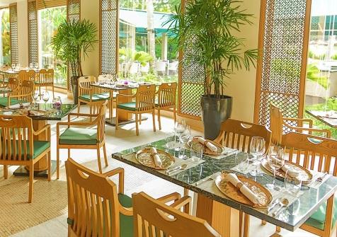 朝食会場になる「ウォーターコートレストラン」 イメージ