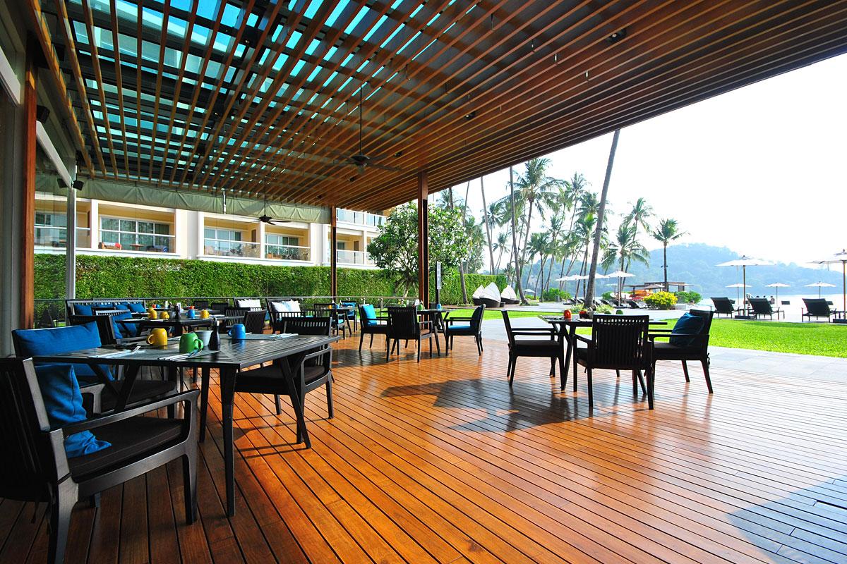 クラウンプラザプーケットパンワビーチ/レストラン(例)