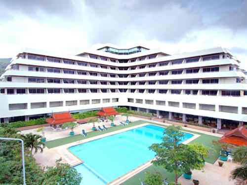 ★AIR&ホテルで自由旅!★パトンリゾート泊 ショッピングもビーチも楽々!