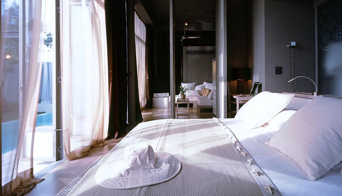 サラプーケット/1ベッドルームプールヴィラスイート(例)