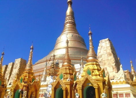 エネルギッシュASIA!◆神秘のミャンマー・ヤンゴ&バガン+タイ・バンコク周遊