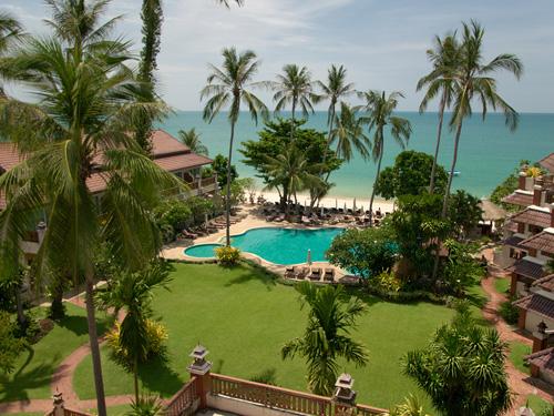 ラマイビーチエリア◆アロハリゾート滞在5日間◆
