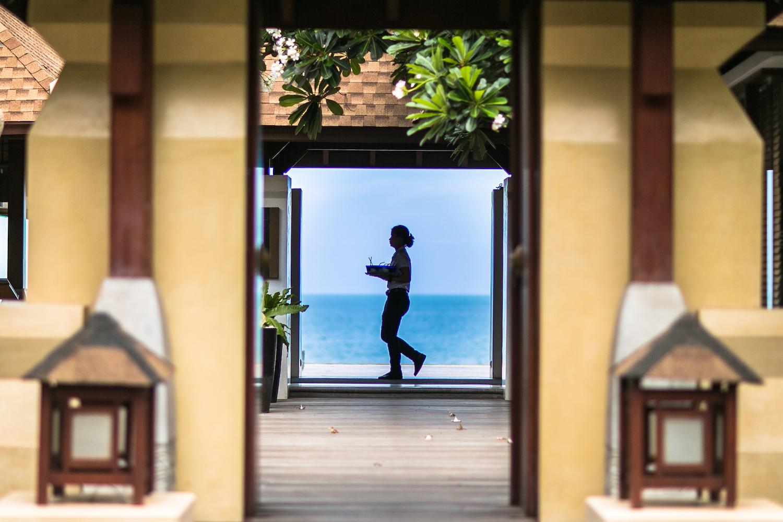 ◆ラマイビーチエリアのブティックリゾート!【パビリオンサムイ/デラックスバルコニースイート】泊